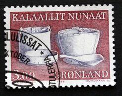 Greenland 1988 Eskimo Tools   MiNr.186  ( Lot  E 722) - Usati