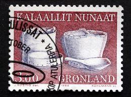 Greenland 1988 Eskimo Tools   MiNr.186  ( Lot  E 723) - Usati