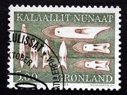 Greenland 1988 Eskimo Tools   MiNr.187  ( Lot  E 725) - Usati