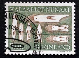 Greenland 1988 Eskimo Tools   MiNr.187  ( Lot  E 726) - Usati