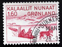 Greenland 1981 Kunst  MiNr.128   ( Lot E 731  ) - Usati