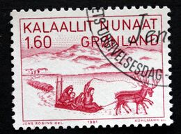 Greenland 1981 Kunst  MiNr.128   ( Lot E 732  ) - Usati