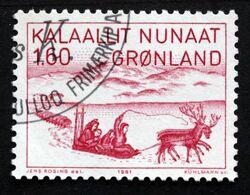 Greenland 1981 Kunst  MiNr.128   ( Lot E 733  ) - Usati