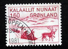 Greenland 1981 Kunst  MiNr.128   ( Lot E 734  ) - Usati