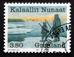Greenland 1987 Year Of The Hunter MiNr.173   ( Lot E 735 - Usati