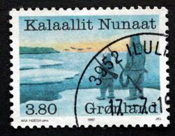 Greenland 1987 Year Of The Hunter MiNr.173   ( Lot E 736 - Usati