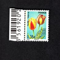 1061883280 SCOTT 3424 POSTFRIS (XX) MINT NEVER HINGED EINWANDFREI  - FLOWERS PRECANCELED TULIPA - France