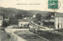 91 ORSAY - GARE DU GUICHET - Orsay