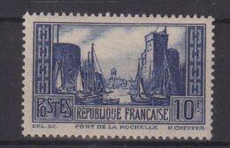 FRANCE : N° 261 ** . LUXE . SIGNE SCHELLER . 1929/31 . ( CATALOGUE YVERT ) . - Nuevos