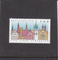 Germany / BRD / Allemange 1997  1100 Jahre Straubing Mi 1910 MNH** - Nuovi