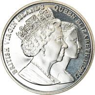 Monnaie, BRITISH VIRGIN ISLANDS, Dollar, 2012, Franklin Mint, Gymnastique, SPL - Iles Vièrges Britanniques