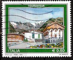 PIA - ITA - 2010 : Propaganda Turistica Courmayeur - (SAS 3171) - Holidays & Tourism