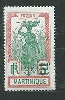 MARTINIQUE N° 117 * TB - Neufs
