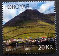 Faroe Islands  2006      MiNr.559  ( Lot E 737 ) - Färöer Inseln