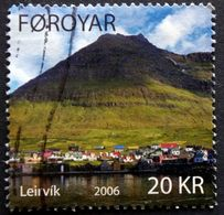 Faroe Islands  2006      MiNr.559 ( O ) ( Lot E 738 ) - Färöer Inseln