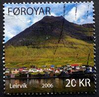 Faroe Islands  2006      MiNr.559 ( O ) ( Lot E 739 ) - Färöer Inseln
