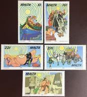 Malta 1999 Tourism MNH - Malta