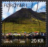 Faroe Islands  2006      MiNr.559 ( O ) ( Lot E 740 ) - Färöer Inseln