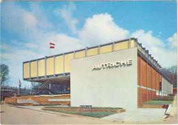 Bruxelles - Exposition Universelle De Bruxelles 1958 - Pavillon De L\'Autriche - & Expo - Brussel (Stad)