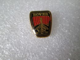 PIN'S    LOGO  ROVER - Badges