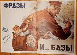 Netherland After WWII Poster Cca.1945,dimension:40x70 Cm,as Scan - Zeitungen & Zeitschriften