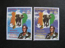 Cote D'Ivoire: TB Paire  N° 1044 Et N° 1045, Neufs XX. - Côte D'Ivoire (1960-...)