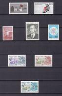 Europa-CEPT - Mitläufer - 1981 - Sammlung Nr. 7 - Postfrisch - Europa-CEPT