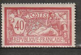 FRANCE   Merson   N° Y&T  119  * - 1900-27 Merson