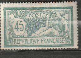 FRANCE   Merson   N° Y&T  143  * - 1900-27 Merson