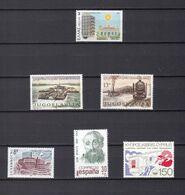 Europa-CEPT - Mitläufer - 1981 - Sammlung Nr. 8 - Postfrisch - Europa-CEPT