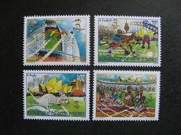 Cote D'Ivoire:  TB Série N° 1061 Au N° 1064, Neufs XX. - Côte D'Ivoire (1960-...)