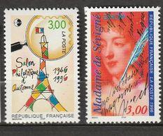 FRANCE      N° Y&T  3000 Et 3000A  ** - Frankreich
