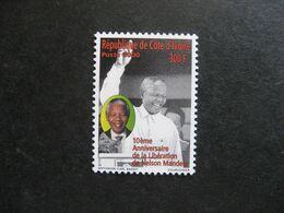 Cote D'Ivoire: TB N° 1069, Neuf XX. - Côte D'Ivoire (1960-...)