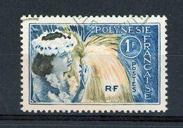POLYNESIE - DANSEUSE -  N° Yt 27 Obli. - Polinesia Francese