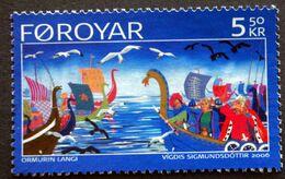 Faroe Islands  2006  MiNr.565   Used (O) ( Lot E 746) - Färöer Inseln