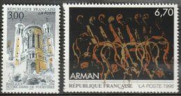 FRANCE        N° Y&T  3022 Et 3023 ** - Neufs