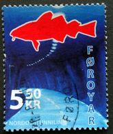 Faroe Islands  2006  The Nordoya Tunnel   MiNr.572 (O) ( Lot E 749 ) - Färöer Inseln