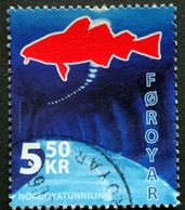 Faroe Islands  2006  The Nordoya Tunnel   MiNr.572 (O) ( Lot E 753 ) - Färöer Inseln