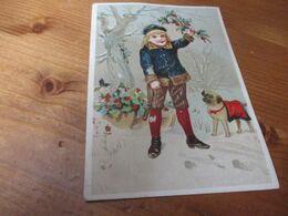 Chromo, Bonbons Suisses, J F Deshusses - Trade Cards