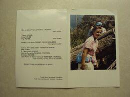 BP 342 - RONSE HEIDI - KORTRIJK 04.11.1973 - AALST 03.10.1996 - ZIE 2 FOTO'S - Santini
