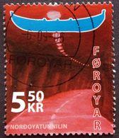 Faroe Islands  2006  The Nordoya Tunnel   MiNr.573 (O) ( Lot E 759 ) - Färöer Inseln