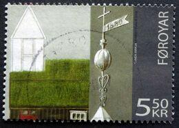 Faroe Islands  2006    MiNr.584 (O) ( Lot E 761 ) - Färöer Inseln