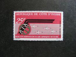Cote D'Ivoire: TB PA N° 30, Neuf XX. - Côte D'Ivoire (1960-...)