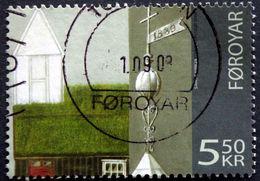 Faroe Islands  2006    MiNr.584 (O) ( Lot E 763 ) - Färöer Inseln