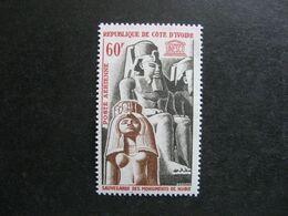 Cote D'Ivoire: TB PA N° 31, Neuf XX. - Côte D'Ivoire (1960-...)