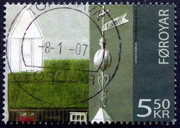 Faroe Islands  2006    MiNr.584 (O) ( Lot E 764 ) - Färöer Inseln