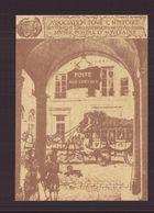 """France, Carte Avec Cachet Commémoratif """" Journée Du Timbre """" Du 29 Juin 1974 à Saint-Macaire - Poststempel (Briefe)"""