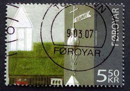 Faroe Islands  2006    MiNr.584 (O) ( Lot E 766 ) - Färöer Inseln