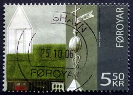 Faroe Islands  2006    MiNr.584 (O) ( Lot E 767 ) - Färöer Inseln