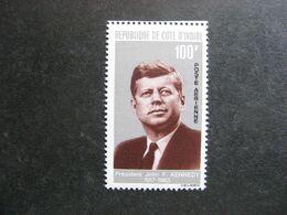 Cote D'Ivoire: TB PA N° 33, Neuf XX. - Côte D'Ivoire (1960-...)